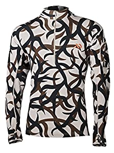 Buy First Lite Merino Chama 1 4 Zip Long Sleeve by First Lite