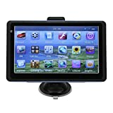 MuchBuy 7-Inch TF Built-in 4GB TF Car GPS Navigator (USA Canada and Mexico Map)