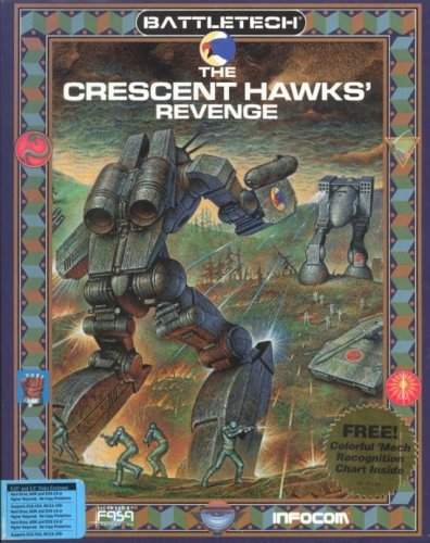 Battletech: The Crescent Hawks' Revenge