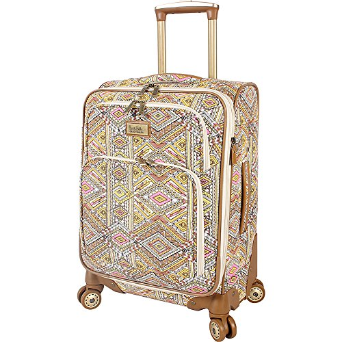 nicole-miller-ny-luggage-sedona-20-expandable-spinner-yellow