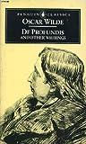 De Profundis And Other Writings Oscar Wilde