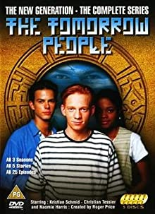 The Tomorrow People: The New Generation   Series 2 (1994) [DVD Rip (Divx)] *DW Staff Approved* preview 0