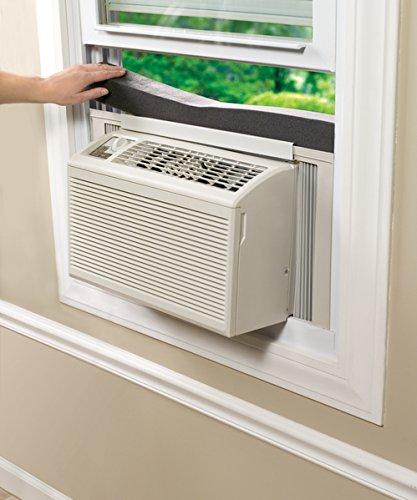 Duck brand 284423 window air conditioner insulating strip for 15 inch wide window air conditioners