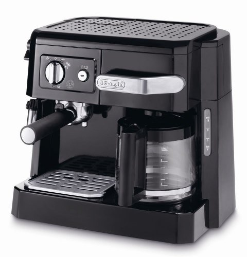DeLonghi BCO410 15-Bar Combi Espresso Coffee Machine, 220-Volts (Not for USA)