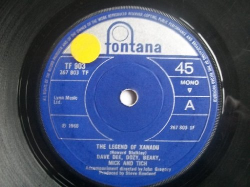 Dave Dee, Dozy, Beaky, Mick & Tich - The Legend Of Dave Dee Dozy Beaky Mick & Tich - Zortam Music