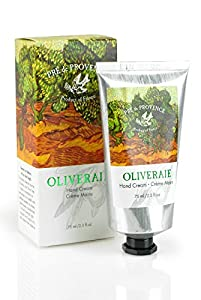 Pre De Provence Oliveraie Olive Tree Collection with Vitamin E and Antioxidants, Hand Cream