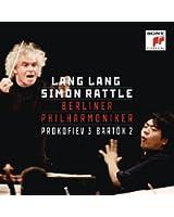 Prokofiev: Piano Concerto No. 3 - Bartók: Piano Concerto No. 2