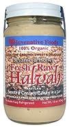 Raw Organic Halvah  8 oz