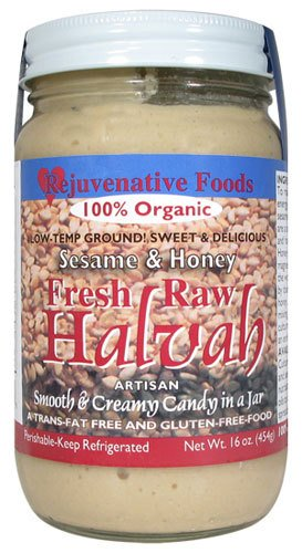 Raw Organic Halvah - 32 Oz