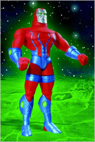 Picture of DC Direct Green Lantern 2: Manhunter Action Figure (B000I5M63G) (Green Lantern Action Figures)