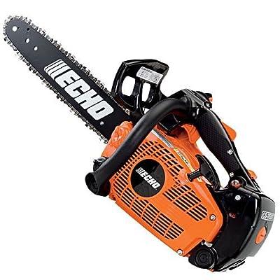 Echo Top Handle Chainsaw CS-355T-16 - 16 Inches, 35.9 cc Engine, Orange/Black