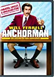 Anchorman: The Legend of Ron Burgundy [DVD] [2004] [Region 1] [US Import] [NTSC]