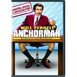 Amazon com Anchorman The