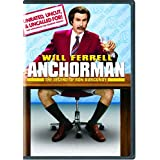 Anchorman: The Legend of Ron Burgundy (Unrated Widescreen Edition) ~ Will Ferrell