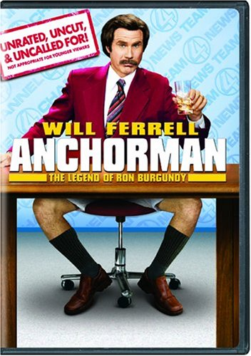 Anchorman - The Legend of Ron Burgundy (Unrated Full Screen Edition) -