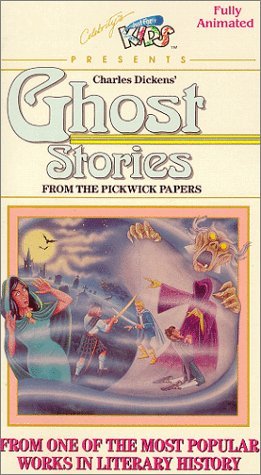 Charles Dickens Ghost Stories [VHS]