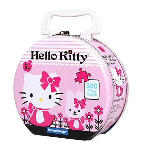 Ravensburger-Hello-Kitty-Playing-with-Purses-300-Piece-Puzzle