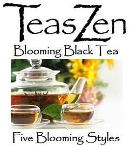 Blooming Black Tea, 5 Blooming Styles (Gift Bag)