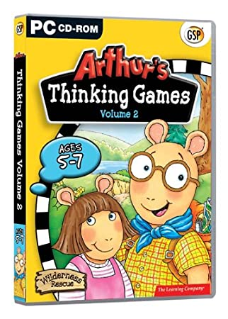 Arthur's Thinking Games Vol. 2 - Wilderness Rescue