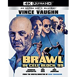 Brawl In Cell Block 99 [4K Ultra HD + Blu-ray]