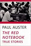 The Red Notebook: True Stories (New Directions Paperbook)