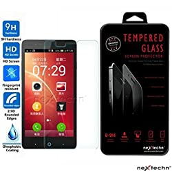 Nextechn V5 Premium Real Tempered Glass Screen Protector Film Guard for ZTE Red Bull V5