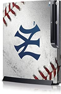 MLB - New York Yankees - New York Yankees Game Ball - Sony Playstation 3 PS3 Slim... by Skinit
