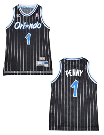 LIMITED EDITION: NBA Orlando Magic Penny #1 Youth Pro Quality Jersey Top by NBA