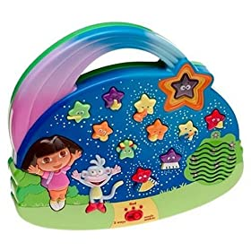 Dora the Explorer Twinkling Star Symphony Electronic Learning Toy