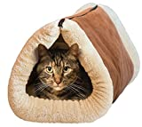 Kitty Shack - 2 in 1 Cat Tube Mat and Bed