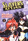 Slayers Return, Vol. 4 (Slayers (Graphic Novels)) (1586649140) by Hajime Kanzaka