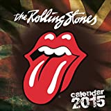 Official Rolling Stones 2015 Calendar