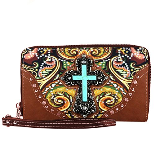 montana-west-spiritual-collection-wallet-brown