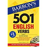 501 English Verbs: with CD-ROM (Barron's 501 English Verbs (W/CD))