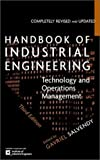 img - for Handbook of Industrial Engineering: Technology and Operations Management book / textbook / text book