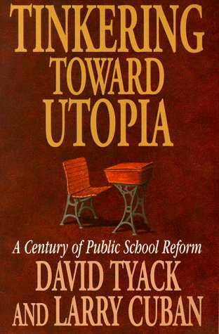 Sale alerts for Harvard University Press Tinkering toward Utopia: A Century of Public School Reform - Covvet