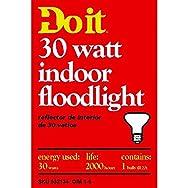 GE Private Label 18387 Do it R20 Floodlight Light Bulb-30W R20 REFLECTOR BULB