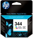 HP 344 - Print cartridge - 1 x colour...