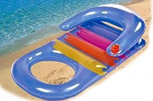Fauteuil gonflable de piscine for Meuble 80x80x40