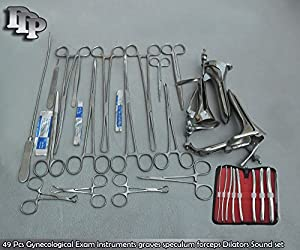 Gynecological Examination Instruments
