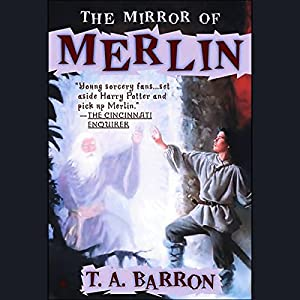 The Mirror of Merlin Audiobook
