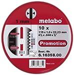 Metabo - 6.16358.00 - Disque � tron�o...