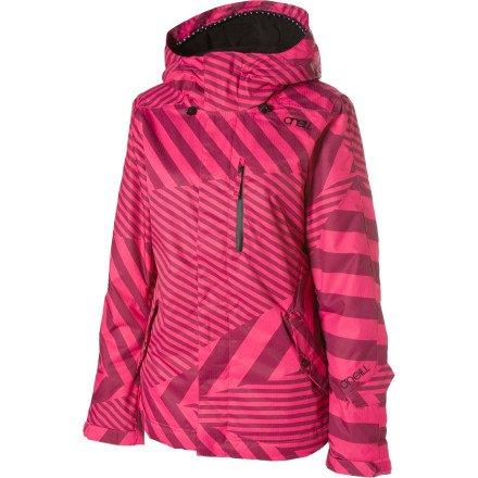 O'Neill Escape Cat's Eye Jacket - Women's Pink, S