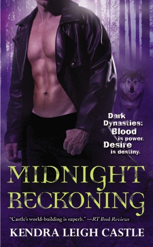 Midnight Reckoning cover