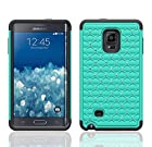 Galaxy Wireless Diamond Hybrid Case for Samsung Galaxy Note Edge (At&t