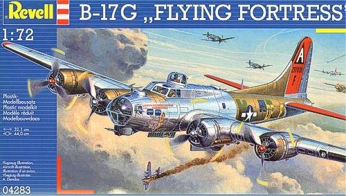 ドイツレベル 1/72 ボーイング B-17G フライングフォートレス 並行輸入品