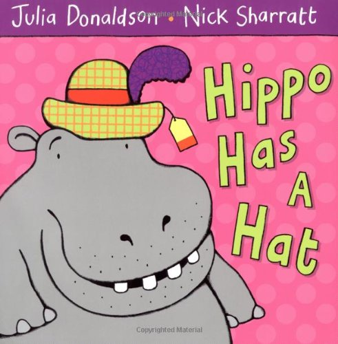 Hippo Has A Hat front-390764