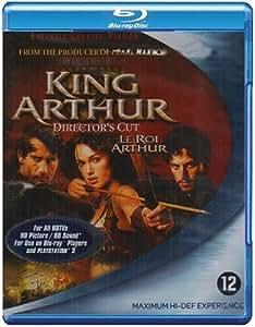 Le Roi Arthur [Blu-ray] [Import belge]