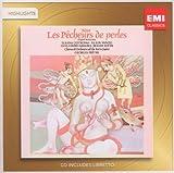 echange, troc  - Bizet : Les Pêcheurs de Perles (plus beaux extraits)