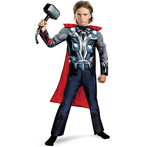 Thor Movie Classic Muscle Costume - Medium